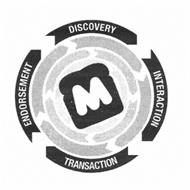 M DISCOVERY INTERACTION TRANSACTION ENDORSEMENT