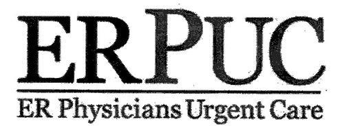 ERPUC ER PHYSICIANS URGENT CARE