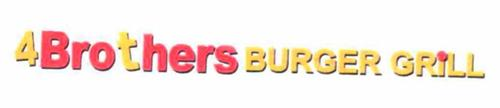 4BROTHERS BURGER GRILL