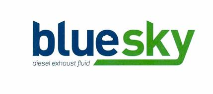 BLUESKY DIESEL EXHAUST FLUID