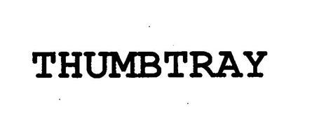 THUMBTRAY