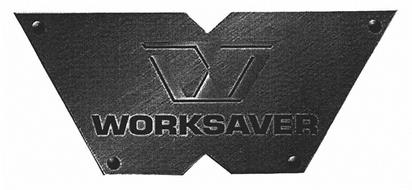 W W WORKSAVER