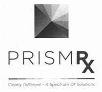 PRISM RX CLEARLY DIFFERENT - A SPECTRUM OF SOLUTIONS