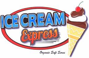 ICE CREAM EXPRESS ORGANIC SOFT SERVE