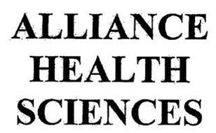 ALLIANCE HEALTH SCIENCES