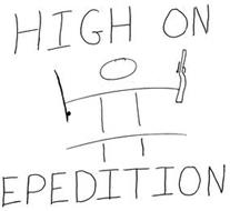 HIGH ON EPEDITION