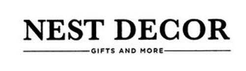 NEST DECOR GIFTS AND MORE