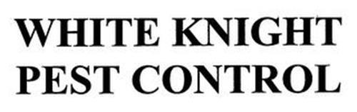 WHITE KNIGHT PEST CONTROL