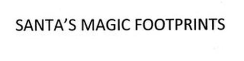 SANTA'S MAGIC FOOTPRINTS