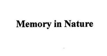 MEMORY IN NATURE