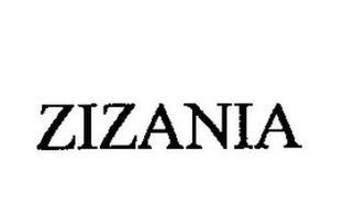 ZIZANIA