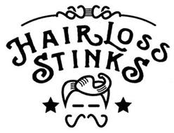 HAIR LOSS STINKS