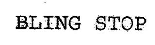 BLING STOP