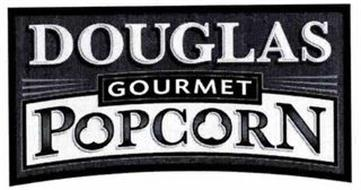 DOUGLAS GOURMET POPCORN