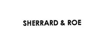 SHERRARD & ROE