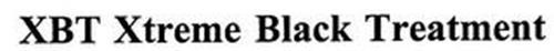 XBT XTREME BLACK TREATMENT
