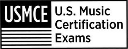 USMCE U.S. MUSIC CERTIFICATION EXAMS