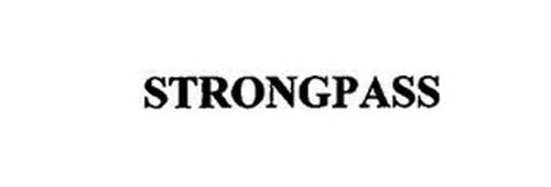 STRONGPASS
