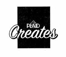 PLAID CREATES