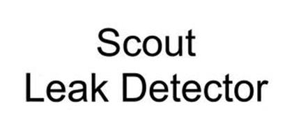 SCOUT LEAK DETECTOR