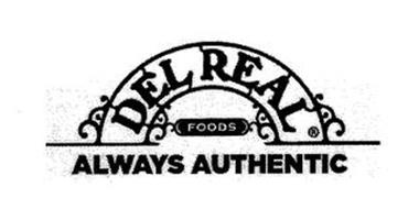 DEL REAL FOODS ALWAYS AUTHENTIC