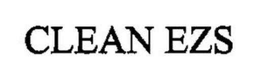 CLEAN EZS