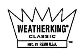 WEATHERKING CLASSIC MFD, BY REMO U.S.A.