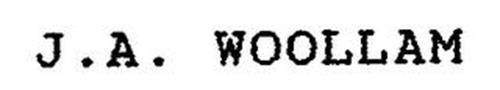 J.A. WOOLLAM
