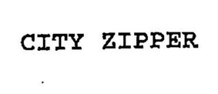 CITY ZIPPER