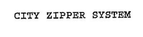 CITY ZIPPER SYSTEM