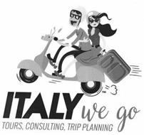 ITALY WE GO TOURS, CONSULTING, TRIP PLANNING