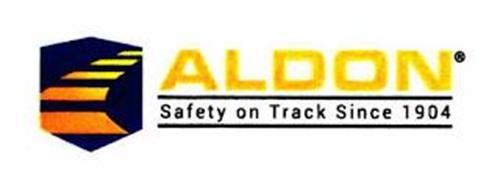 ALDON SAFETY ON TRACK SINCE 1904