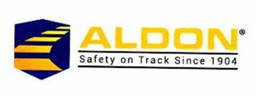 ALDON SAFETY ON TRACKS SINCE 1904