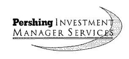 PERSHING INVESTMENT MANAGER SERVICES