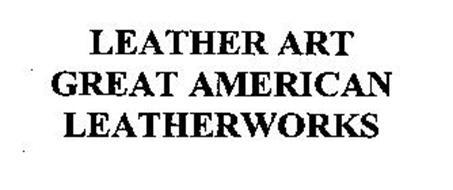 LEATHER ART GREAT AMERICAN LEATHERWORKS