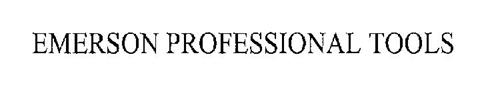 EMERSON PROFESSIONAL TOOLS