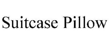 SUITCASE PILLOW