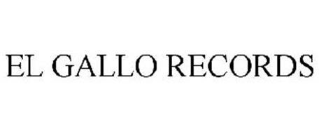 EL GALLO RECORDS
