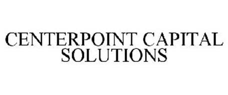 CENTERPOINT CAPITAL SOLUTIONS