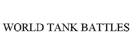 WORLD TANK BATTLES