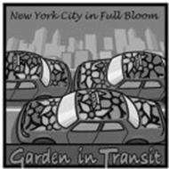 NEW YORK CITY IN FULL BLOOM GARDEN IN TRANSIT