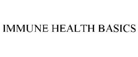 IMMUNE HEALTH BASICS