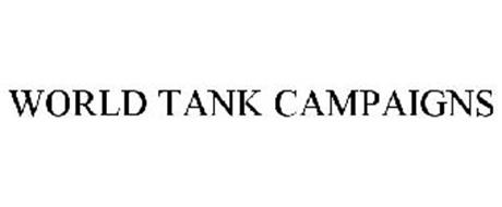 WORLD TANK CAMPAIGNS