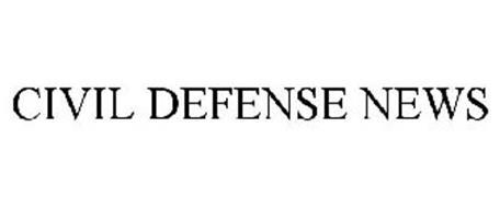 CIVIL DEFENSE NEWS