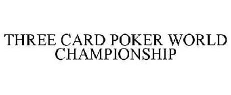 THREE CARD POKER WORLD CHAMPIONSHIP