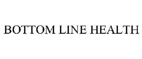 BOTTOM LINE HEALTH