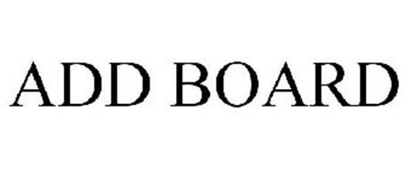 ADD BOARD