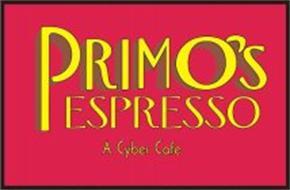 PRIMO'S ESPRESSO A CYBER CAFE
