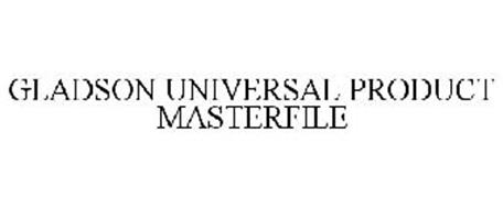 GLADSON UNIVERSAL PRODUCT MASTERFILE