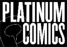 P PLATINUM COMICS